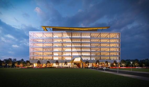 Toronto Set to Build First NLT Building